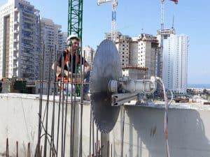 רפאל קונו - יהלומי ניסור בטון