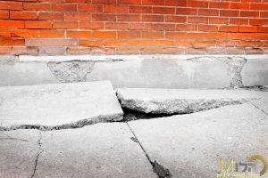 מדרכת בטון